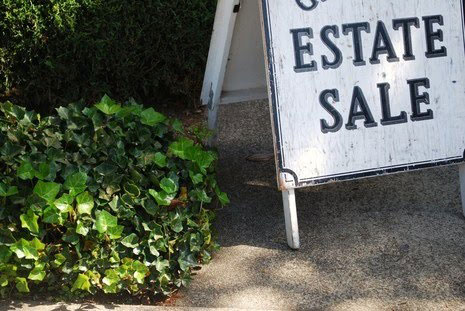 estate sales and auctions